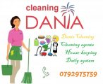 Housekeeping and cleaning agents are available daily