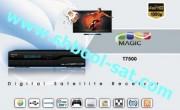 رسيفر magic t7500 بنظام ,ip tv